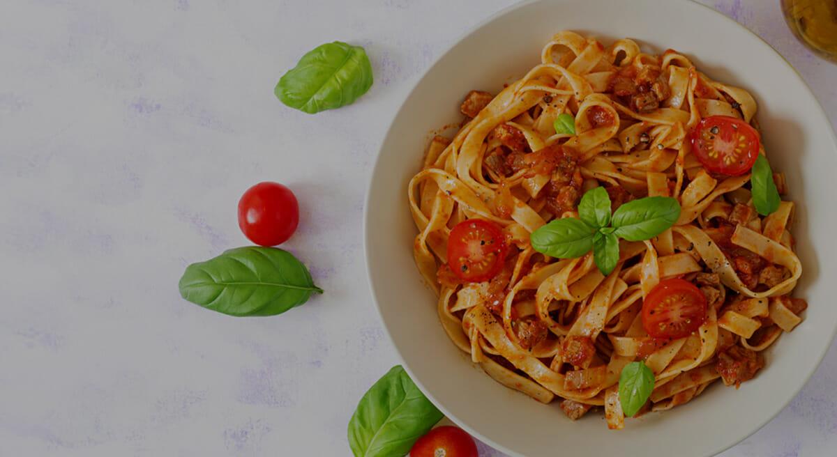 Pasta And Tomato Italia